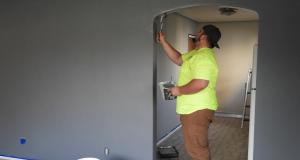 Comment peindre un mur sans faire de traces